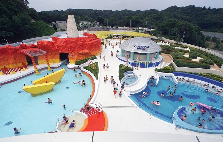 地 有吉 遊園 の 壁 日本テレビ「有吉の壁」のロケ地として、大泉工場のCAMPUS(敷地内)が使われました。